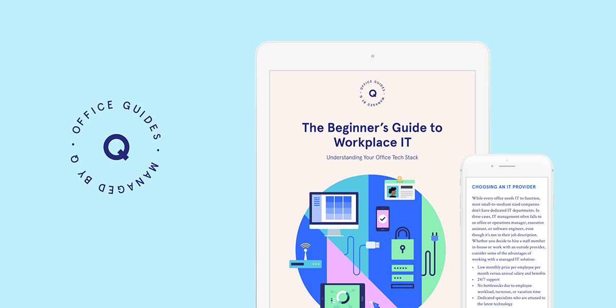 Beginner's Guide to Workplace IT